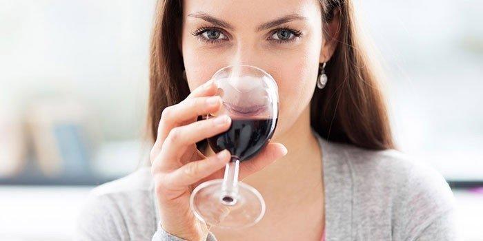 Как вино влияет на давление