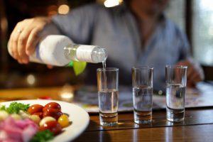 Алкоголь при язвенной болезни