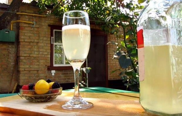 Как сделать шампанское в домашних условиях
