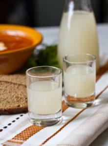 Сочетание меда и водки