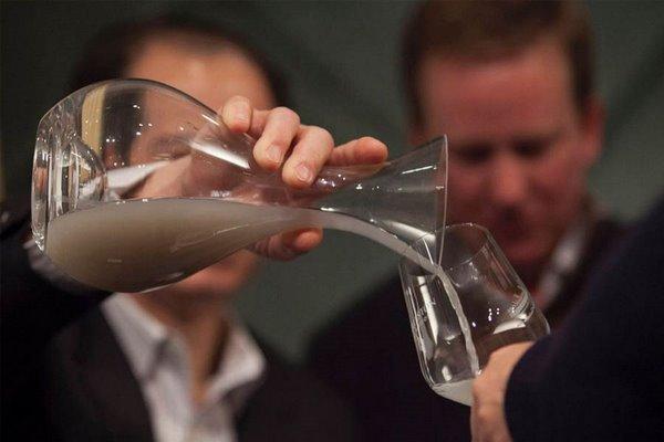 Как правильно отфильтровать вино