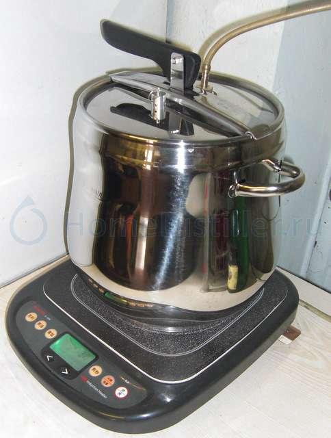 самогонный аппарат для индукционной плиты