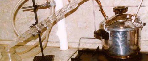 прямоточный самогонный аппарат