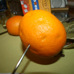 апельсин для самогона