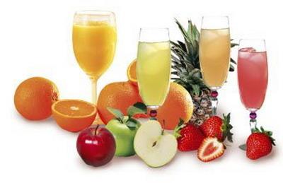 самогон из сока фруктов и сами фрукты