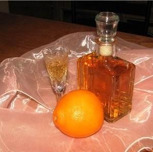самогон на апельсине