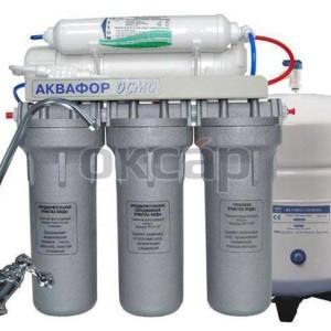 очистка самогона фильтром аквафор