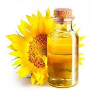 масло растительное подсолнечное