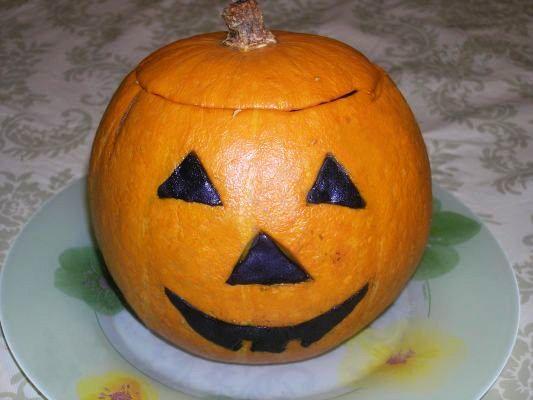 Напиток Хэллоуина