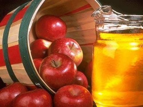 самогон из яблочного жмыха