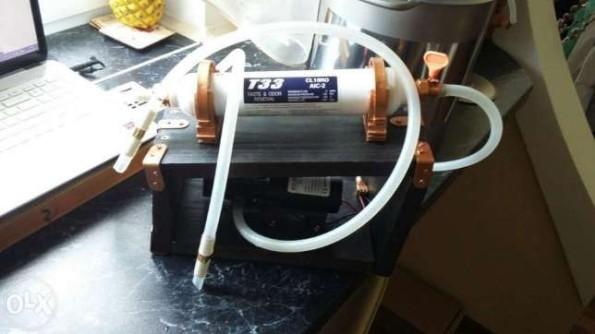 установка для фильтрации самогона