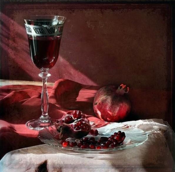вино из граната по-домашнему