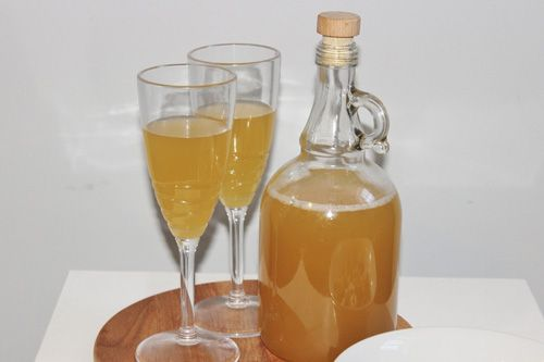 Вино из меда в домашних условиях