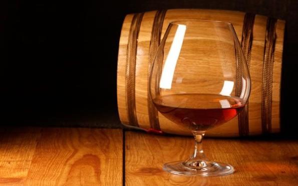 коньяк из домашнего вина