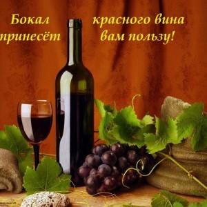 Польза домашнего вина
