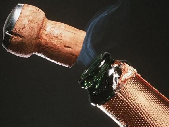 шампанское вино