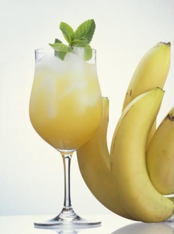 Настойка на бананах