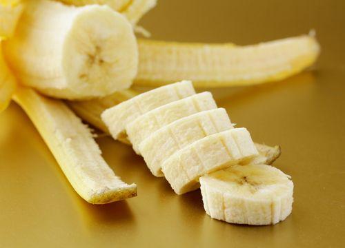 Дольки бананов
