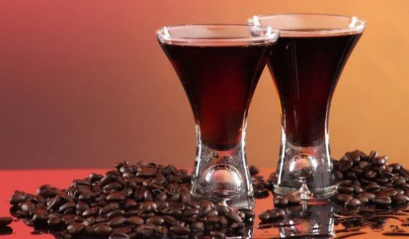 Настойка на кофе