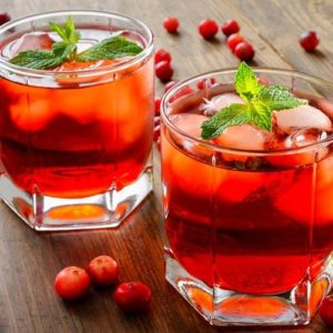 Быстрая настойка на водке из ягод
