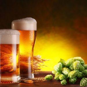 Хмельное пиво