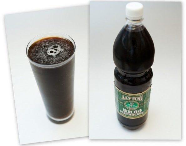Пиво Алутон осетинское
