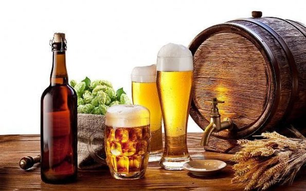 Домашнее ячменное пиво