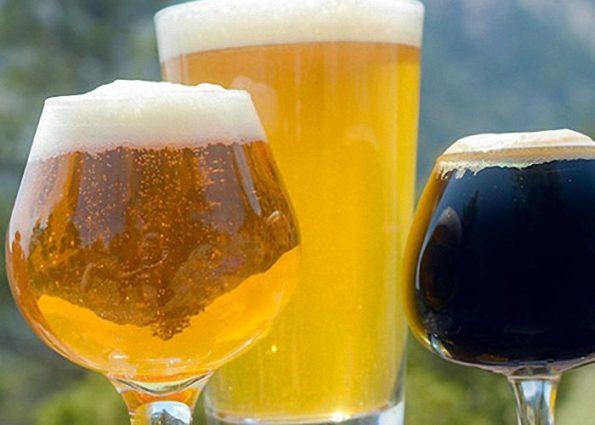 Домашнее светлое и темное пиво