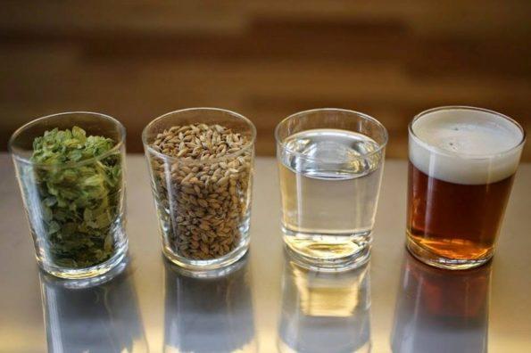 Ингредиенты для домашнего пива