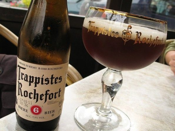 Бельгийское красное пиво