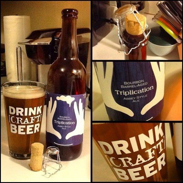 Пиво крафтовое