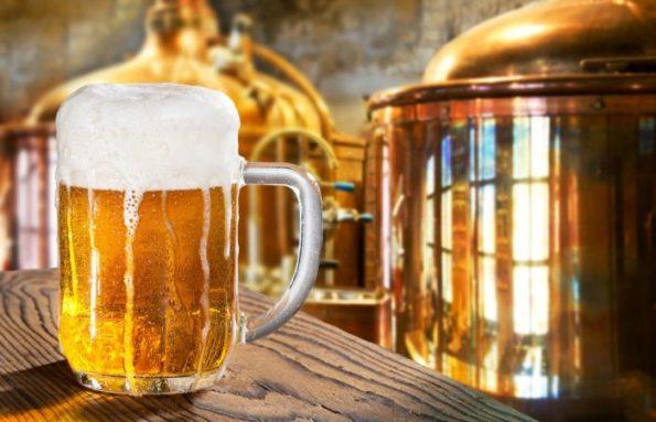 Разливное крафтовое пиво
