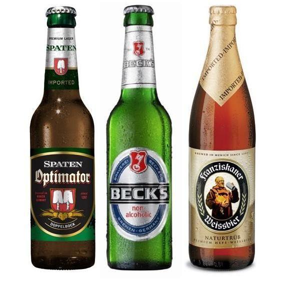 Пиво немецкое