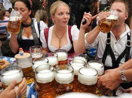 Праздник немецкого пива