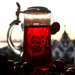 Пиво вишневое