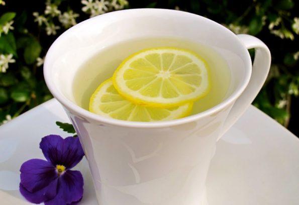 Лимон при похмелье