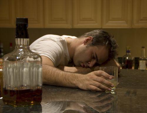 Алкогольная передозировка