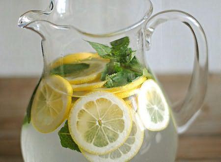 Лимон с похмелья