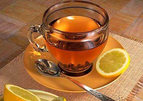 Чай от алкогольной интоксикации