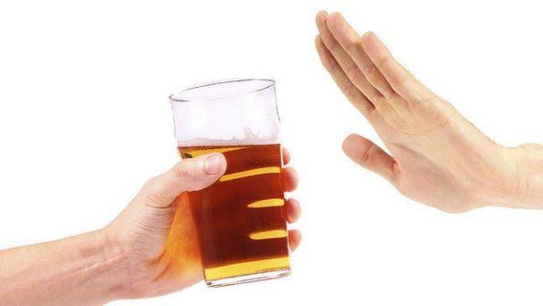 пиво не пить при простатите
