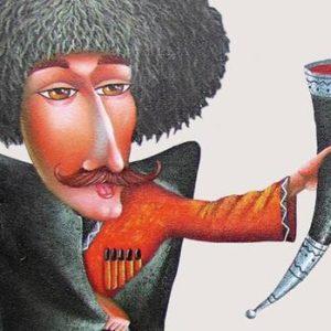Кавказские тосты и грузинские тосты