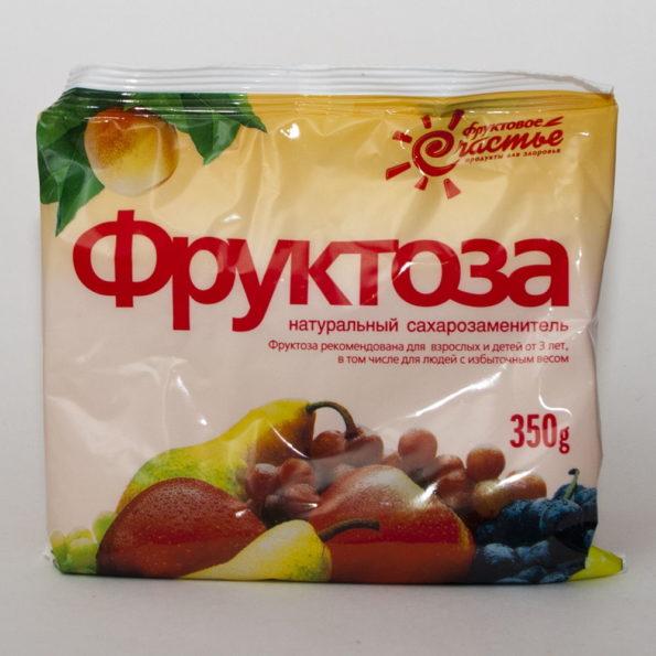 фруктоза в пакетике