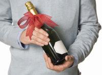 Алкоголь в подарок