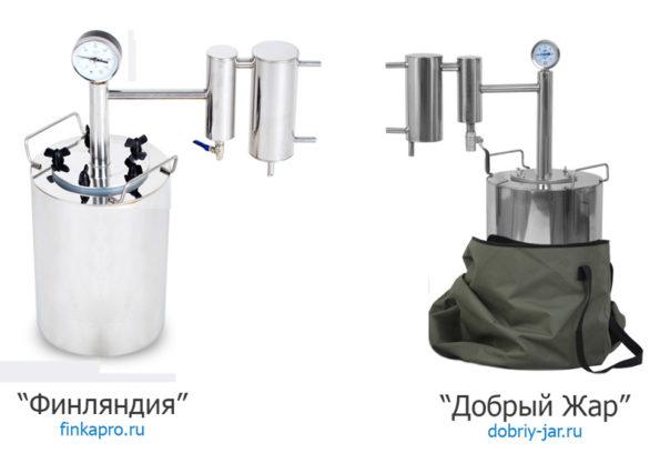 Модели аппаратов