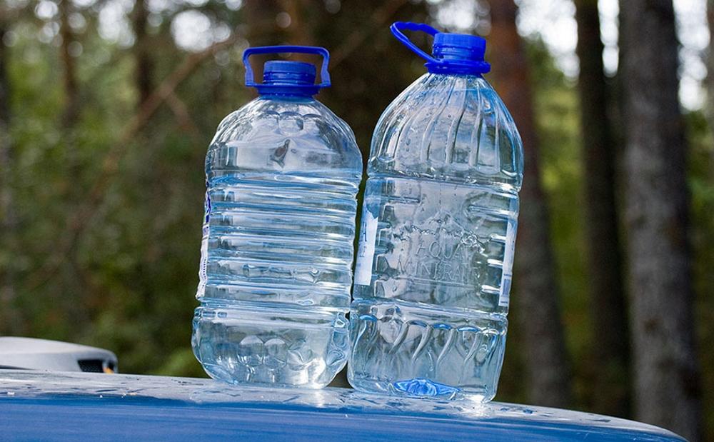 Вода для дистиллята