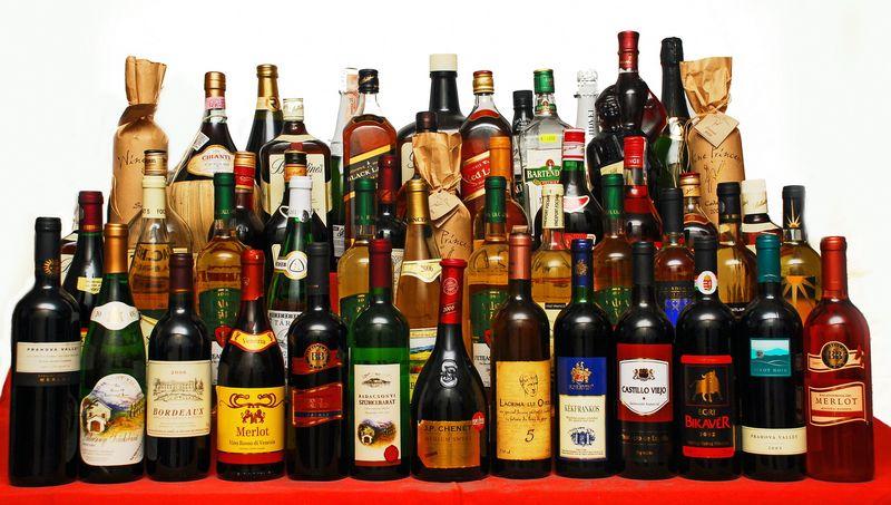 Элитное спиртное