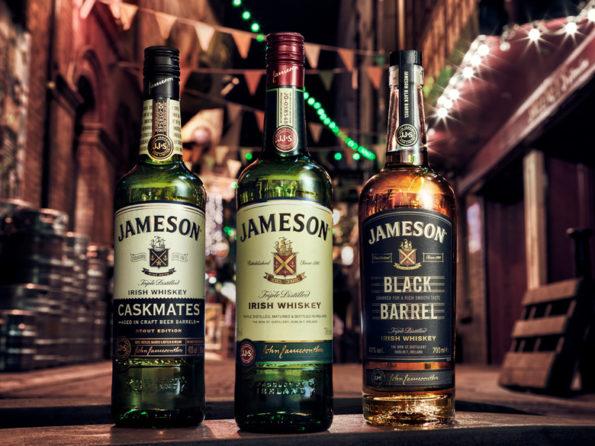Виски Jameson-Джемесон