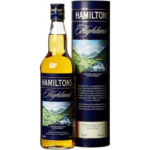 виски Hamiltons
