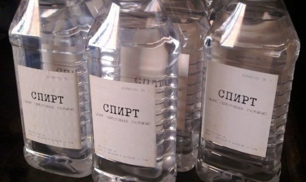 Можно ли пить чистый этиловый спирт