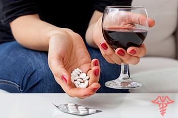 Можно ли совмещать алкоголь с антидепрессантами